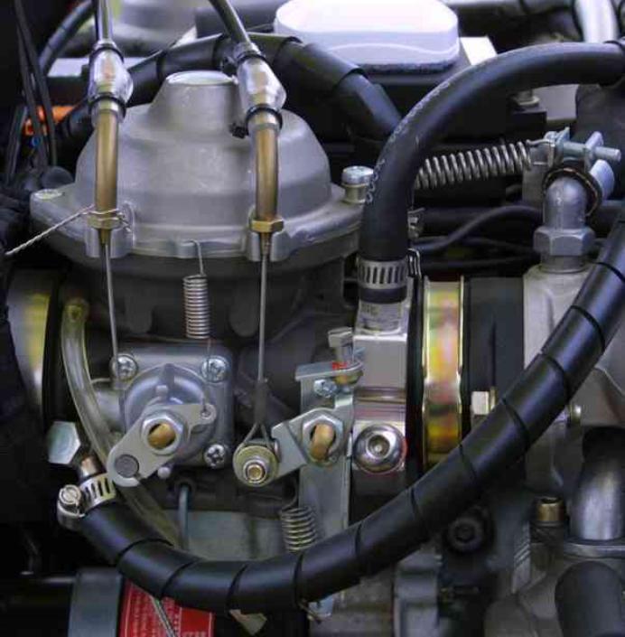 Rotax 912 Bing carburetor synchronization