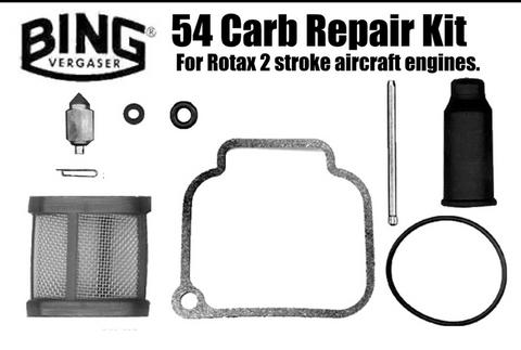 Bing 54 carburetor service, servicing the Bing 54 carburetor