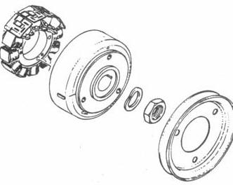 Jinlun 250 Wiring Diagram as well 1988 Honda Trx 300 Wiring Diagram besides Kohler Stator Wiring Diagram together with 5 Wire Rectifier Regulator likewise odicis. on yamaha 3 wire stator wiring diagram