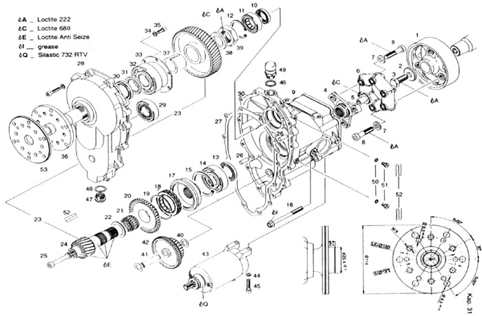 rotax e gear box rotax e drive rotax e reduction drive rh ultralightnews ca 19 HP Kohler Engine Diagram 17 HP Kawasaki Engine Diagram