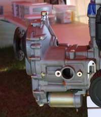 Rotax gear boxes, Rotax reduction drives, Rotax A gear box, Rotax ...