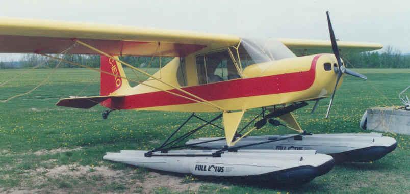 Lil hustler aircraft