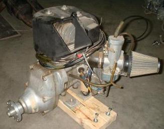 Rotax 277 parts, Rotax 277 aircraft engine parts