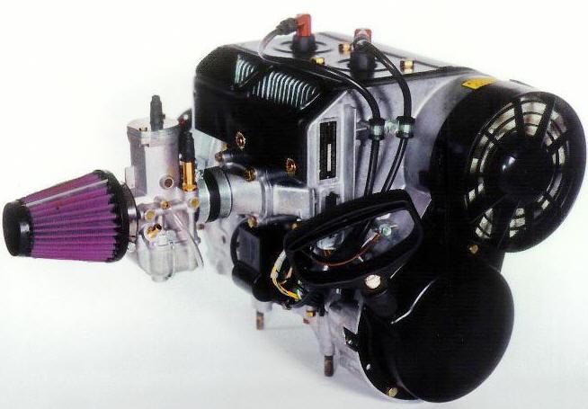 rotax 377 engine data