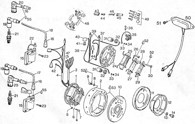 Boschignition on Rotax 503 Wiring Diagram